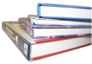 adhesive case book binding