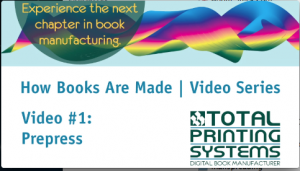 Video #1 Prepress screen opener