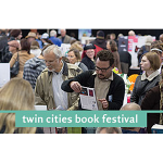 Twin Cities Book Festival logo